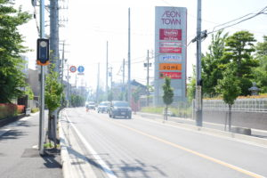 The speed warning systems in Japan provide warning to vulnerable road users, direct feedback to drivers and enforce violators