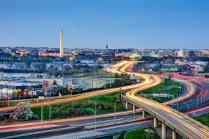 Washington DC using start-up methods